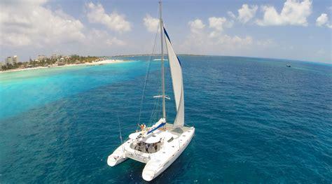 excursion en catamaran tours isla mujeres canc 250 n viaje en catamar 225 n excursiones