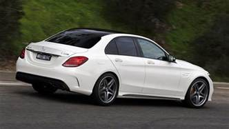 Mercedes C63 Amg Sedan Mercedes Amg C63 S 2016 Review Carsguide