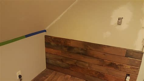 paneling haircut pictures hardwood floor how to cut wood panel for angled ceiling