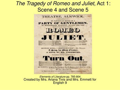 themes romeo and juliet act 4 romeo and juliet powerpoint template bellacoola co