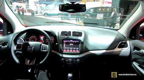 dodge journey crossroad   chicago auto show