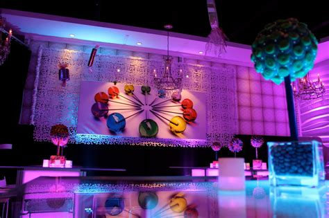light themed events modern candy theme sweet sixteen at vegas nj randolph