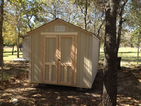 backyard barns custom wood storage sheds san antonio