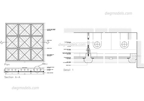 Drop Ceiling Detail Dwg by 28 Ceiling Details Dwg Many Details Drop Ceiling In