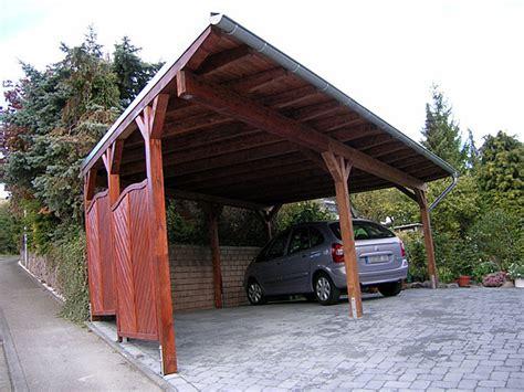 großes carport frank zimmerei bedachungen aus d 252 ren