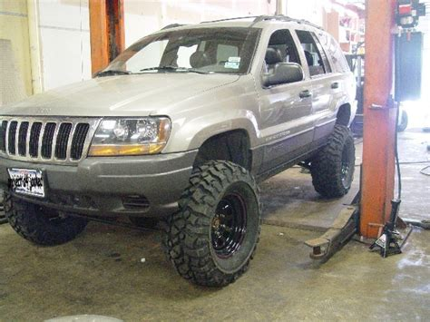 2002 Jeep Grand Lifted Thebizzell 2002 Jeep Grand Specs Photos