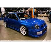 Blue 2003 Subaru WRX  BenLevycom