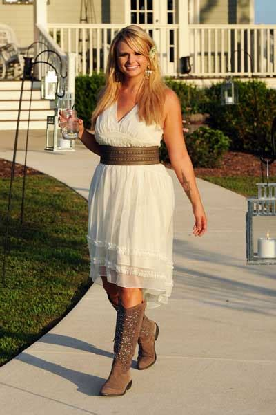 dress to wear with cowboy boots white summer dress with cowboy boots dresses trend