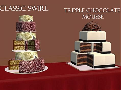 Wedding Cake Sims 3 Xbox 360 by Images For Gt Sims 3 Wedding Cake