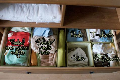 How To Organize Baby Dresser Drawers by Organizing Baby Dresser Search All About Baby