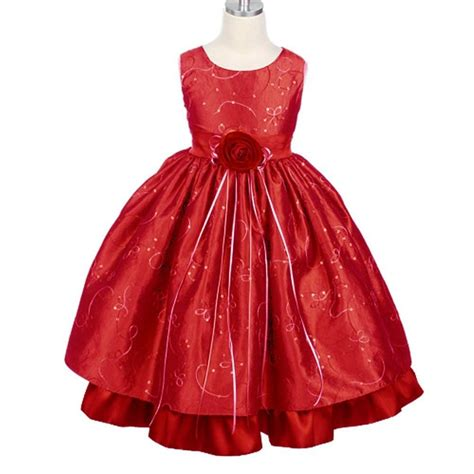 unique little girls christmas dresses style 2013
