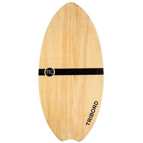 tavole skimboard 500 wooden skimboard decathlon