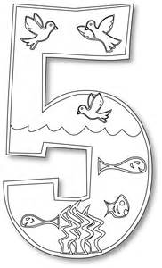 days of creation coloring pages 187 creation day 5 number ge 2 coloring book colouring black