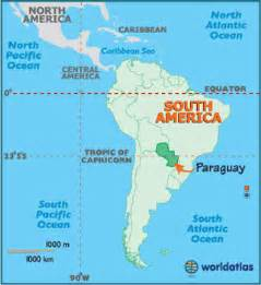 paraguay map south america paraguay map geography of paraguay map of paraguay