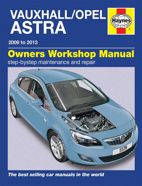 what is the best auto repair manual 2010 ford f250 lane departure warning vauxhall opel astra dec 09 13 59 to 13 haynes publishing