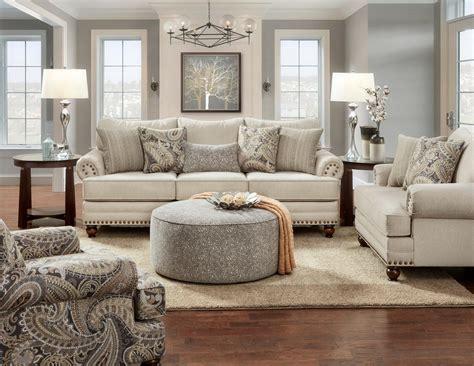 fusion furniture carys doe sofa great american home store