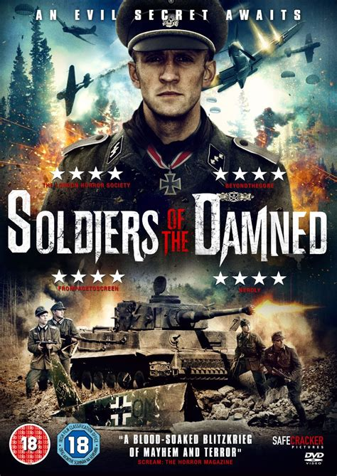 film fallen soldiers soldiers of the damned 2015 review uk horror scene