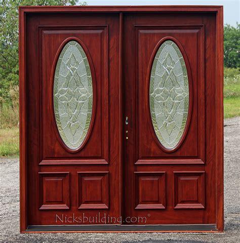 Exterior Mahogany Doors Exterior Doors Solid Mahogany Wood Doors