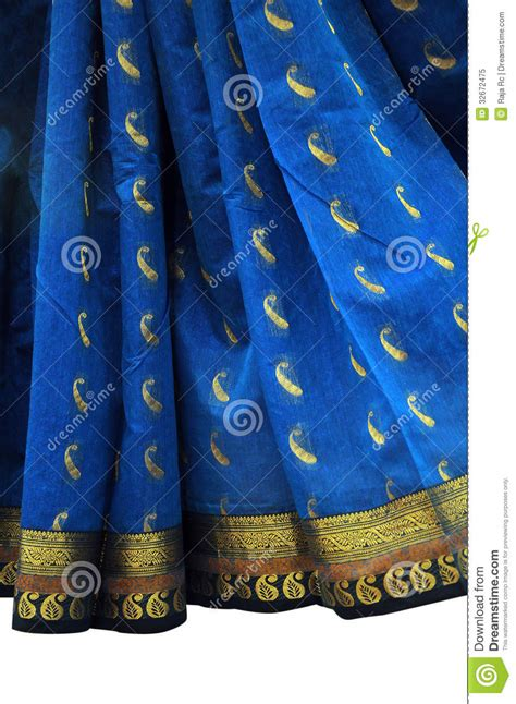 Saree Design Border Royalty Free Stock Photo   Image: 32672475
