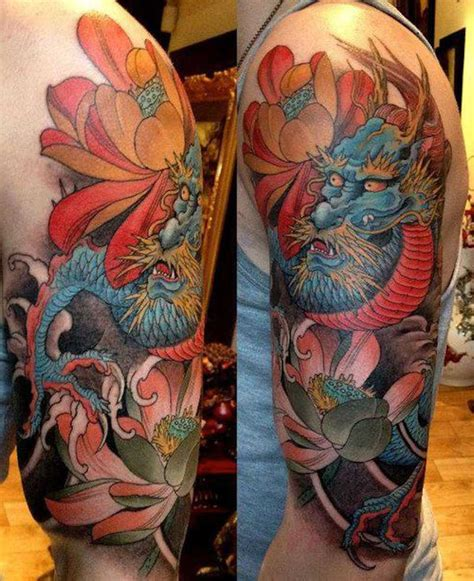 japanese tattoo maker japanese dragon traditional tattoo ideas for men arm