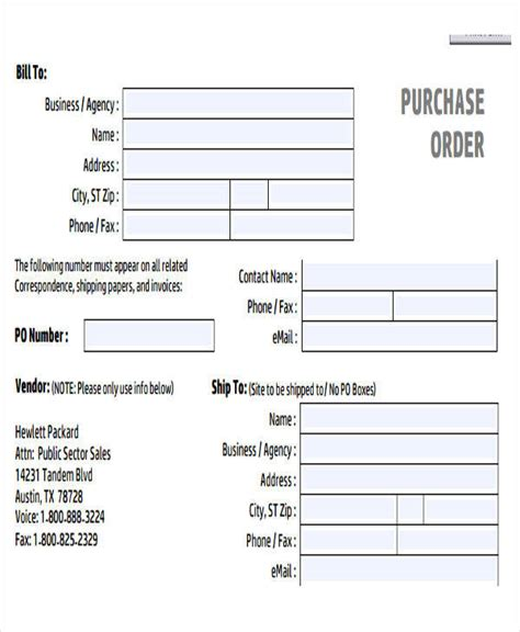 purchase order sle template receipt for purchase template 28 images purchase