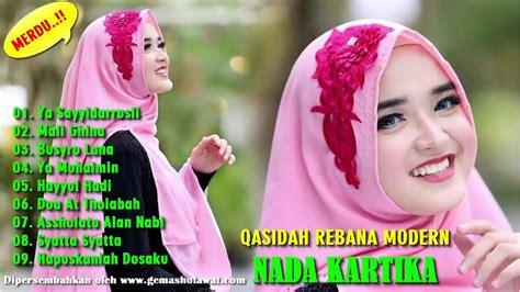 download mp3 full album qasidah rebana nada kartika full album sholawat qasidah rebana