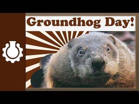 groundhog day last day groundhog day explained the awesomer