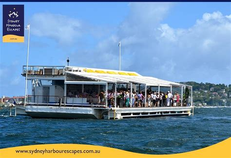 house boat sydney sydney harbour escapes rose bay australia top tips