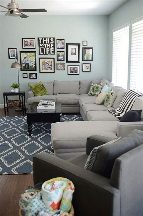 picture collage living room wall decora 231 227 o de casa simples