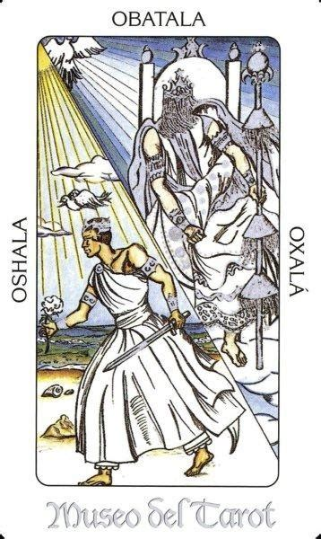 el tarot de los orishas santer 237 a milagrosa el tarot de los orishas