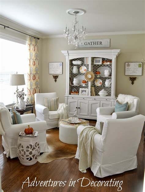 Slipcovers For Dining Room Chairs by Informal Sitting Room Design Inspiration Miss In The Midwest
