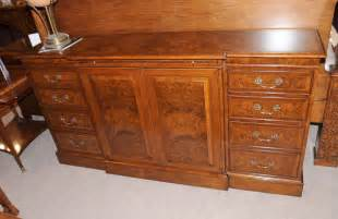 buffet kommode edwardian walnut sideboard buffet server dining furniture