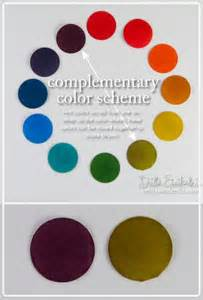complementary colors brown color wheel part 2 color relationships britta