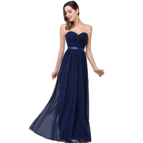 Navy Bridesmaid Dress get cheap navy bridesmaid dresses aliexpress