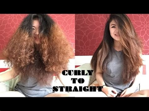 tutorial curly rambut dengan catok phim video clip