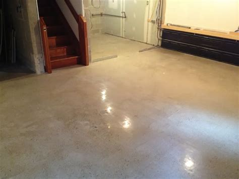 Polished Concrete Basement Floor Polished Concrete Basement Floor Ridgefield Elite