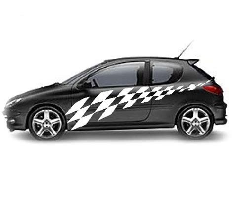 3d Sticker Auto by Stickers 3d Con Logo De Marcas De Autos