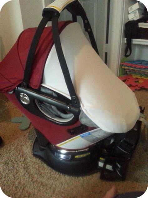 orbit baby g2 infant car seat review the denver