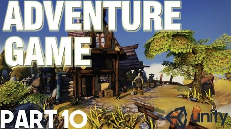 unity quest tutorial unity adventure game tutorial 10 simple quests youtube