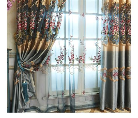 factory direct drapes discount code hollow carved jacquard luxury living room curtains kitchen