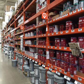 home depot paint aisle the home depot 30 photos 47 reviews hardware stores