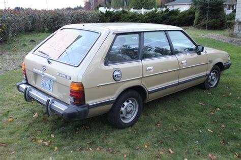 flat four subaru flat four 1 1984 subaru gl wagon plus 2 bonus scoobies