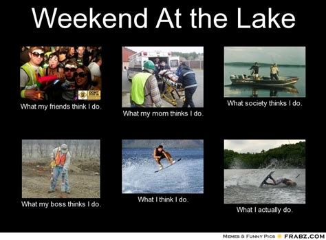 Lake Meme - image gallery lake meme
