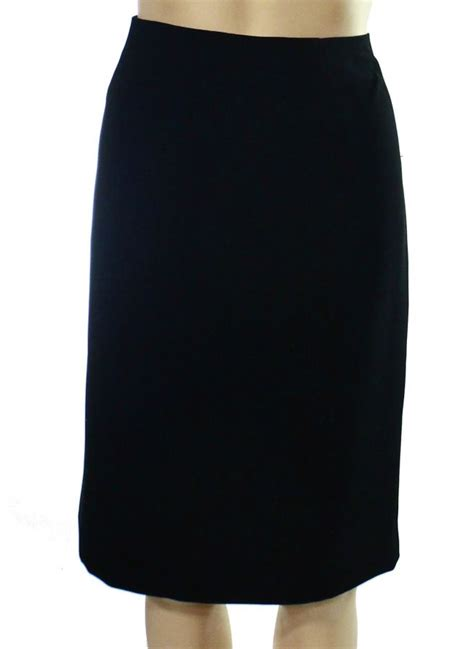 elliott s size 14 solid pencil skirt