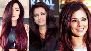 hill hair color formula chocolate cherry hair color pictures formula with
