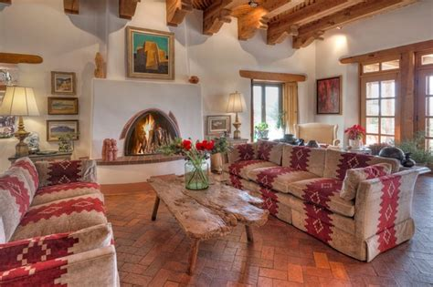 stirring southwestern living room interiors   inspire