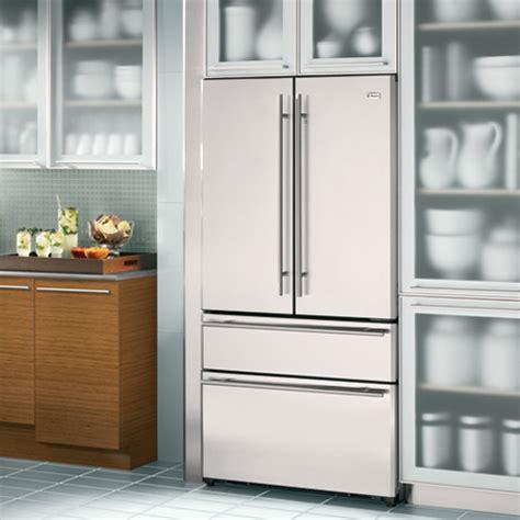 ge monogram cabinet depth refrigerator ge monogram zfgb21hzss 20 5 cuft stainless steel 4 door