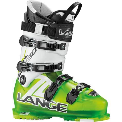 lange ski boots lange rx 130 lv ski boots 2015 evo