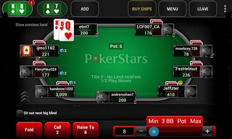 pokerstars eu apk pokerstars eu apk for android aptoide