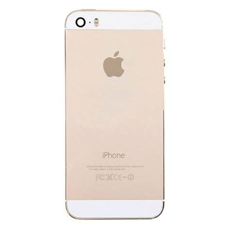 iphone 5s housing replacement iphone 5s back housing gold